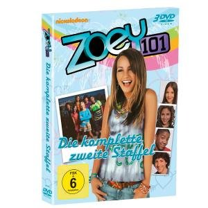 Zoey 101-Die Komplette Zweite Staffel