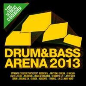 Drum & Bass Arena 2013