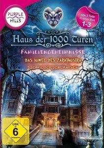 Purple Hills: Haus der 1000 Türen 1-3 (Familiengeheimnisse / Das