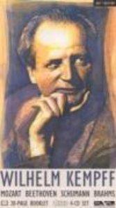 Wilhelm Kempff (Various)