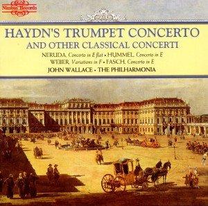 Haydn:Neruda/+Trumpet Concerti
