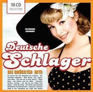 Deutsche Schlager-Die größten Hits