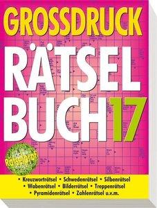 Großdruck-Rätselbuch 17