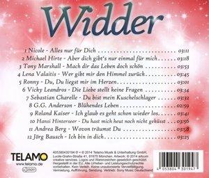 Widder-12 Hits für den schönsten Tag des Jahres