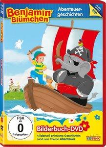 Benjamin Blümchen Bilderbuch-DVD: Abenteuergeschichten