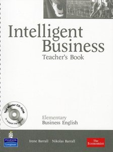 Intelligent Business Elementary Teacher's Book (with Test Master