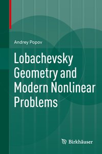 Lobachevsky Geometry and Modern Nonlinear Problems