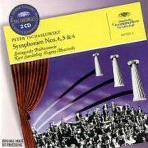 Sinfonien 4,5,6