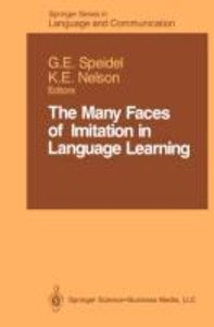The Many Faces of Imitation in Language Learning