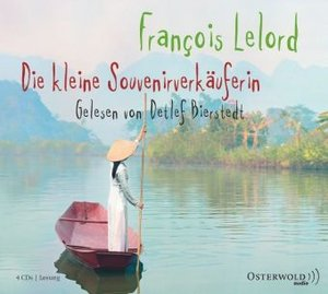 Francois Lelord: Die Kleine Souvenirverkäuferin