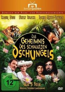 Das Geheimnis des schwarzen Dschungels - Episoden 1-5 (Fernsehju