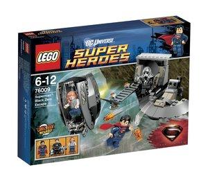 Lego Superman 76009 - Superman: Black Zero auf der Flucht, Set 3