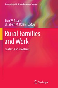 Rural Families and Work