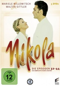 Nikola - Box 4 - Episoden 32-44