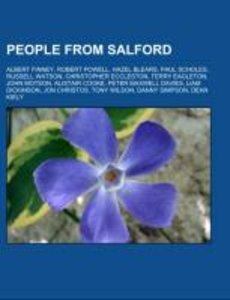 People from Salford