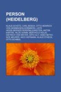 Person (Heidelberg)