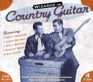 Country Guitar-Selected Sides 1935-1955