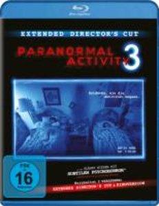 Paranormal Activity 3 (Blu-ray)