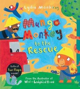 Mungo Monkey to the Rescue