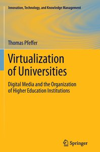 Virtualization of Universities