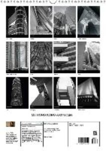 MY HONG KONG Architecture (Wall Calendar 2015 DIN A3 Portrait)