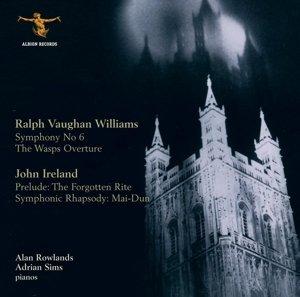 Sinfonie 6/The Wasps Overture/Prelude/Sym