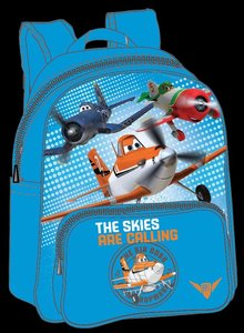 Disney Planes Rucksack, blau