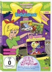 Special DVD 2 Filme Kater/Superhexspr.+CD (426618)
