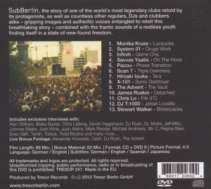 SubBerlin-The Story Of Tresor