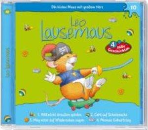 Leo Lausemaus ...will nicht draußen sein / ...geht auf Schatzsuc