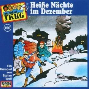 TKKG 150. Heiße Nächte im Dezember/CD