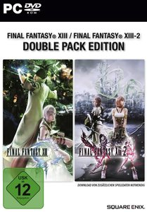 Final Fantasy XIII - Double Pack Edition (FF XIII + FF XIII-2)