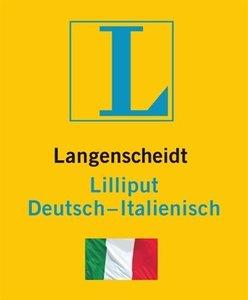 Langenscheidt Lilliput Italienisch/Deutsch-Italienisch