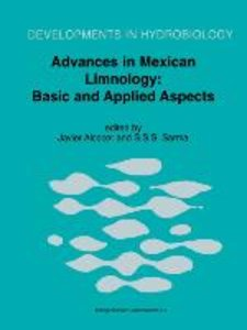 Advances in Mexican Limnology: Basic and Applied Aspects