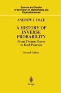 A History of Inverse Probability