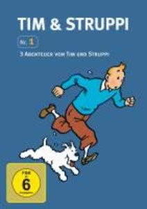 Tim & Struppi 1/DVD