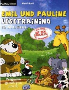 Emil & Pauline Lesespiele für die 1.Klasse