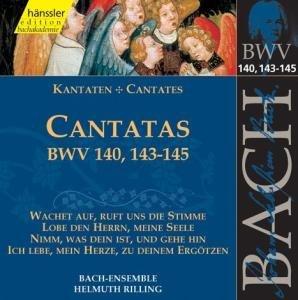 Kantaten BWV 140+143-145