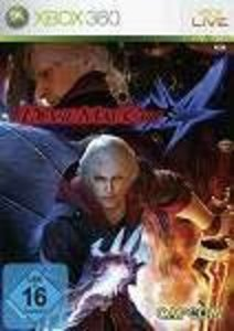 DEVIL MAY CRY IV 4 (CAPCOM/ACTION)