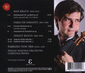 Violinkonzert 1/Carmen Fantasie