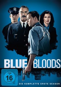Blue Bloods - Season 1 (6 Discs, Multibox)