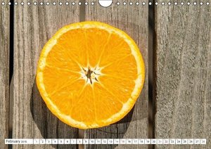 Emotional Moments: Oranges & Lemons. / UK-Version (Wall Calendar
