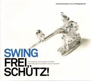 Swing Frei,Schütz! Fassung für Jazztrio&Sprecher