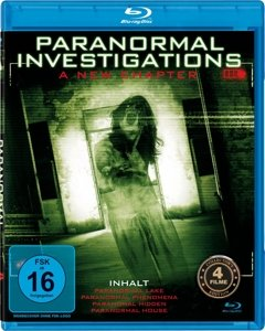 Paranormal Investigations (Blu-ray)