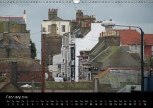 Kent, England / UK-Version (Wall Calendar 2016 DIN A3 Landscape)