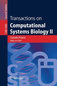 Transactions on Computational Systems Biology II