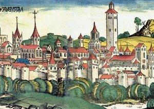 Städte mit Geschichte: Historische Ansichten (Posterbuch DIN A4