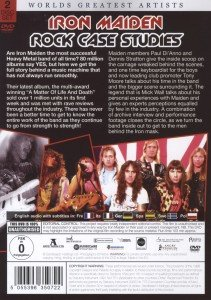Worlds Greatest Artists:Rock Case Studies