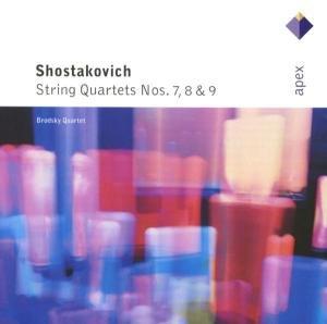 Streichquartette 7-9