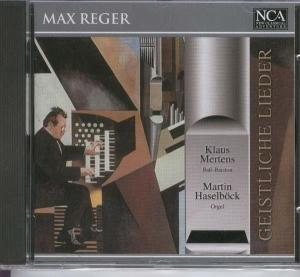 Geistliche Lieder F.Gesang & Orgel